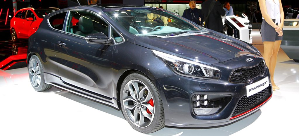 We may never get the new Kia ProCeed GT