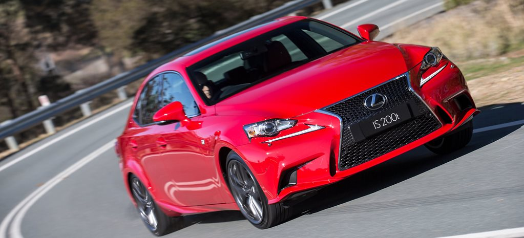 2015 Lexus IS200t review