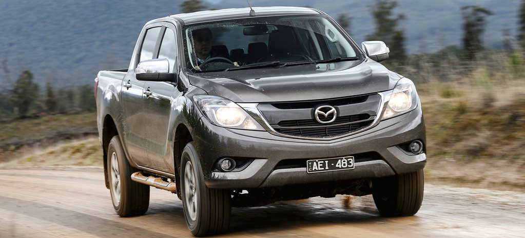 2015 Mazda BT-50 review