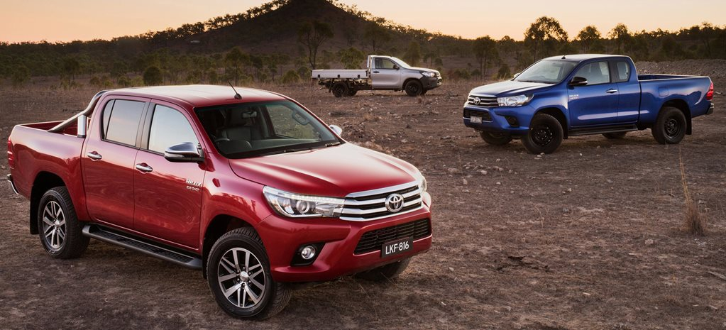 Will the Hilux be a bigger hit than Corolla?