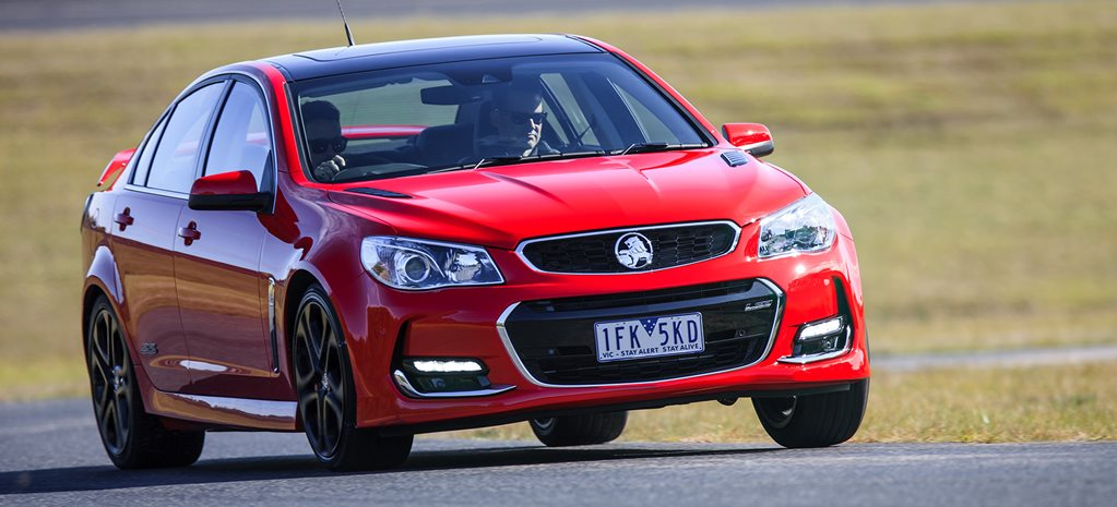 2015 Holden Commodore SS-V Redline review
