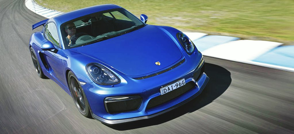 2015 Porsche Cayman GT4 review