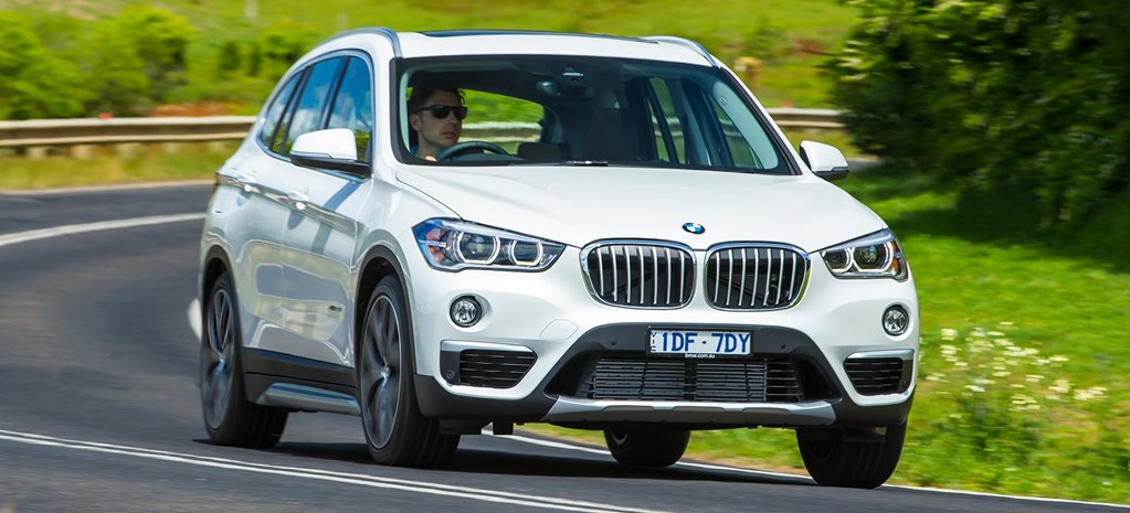 2015 BMW X1 xDrive 25i Review