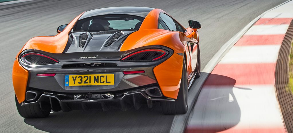 2015 McLaren 570S Coupe review