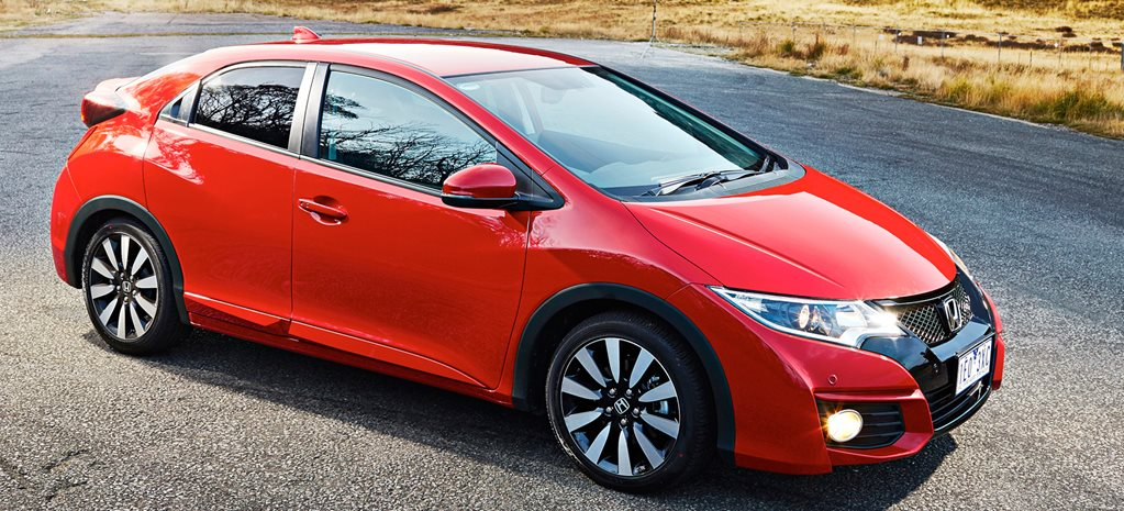 2015 Honda Civic Hatch Series II review