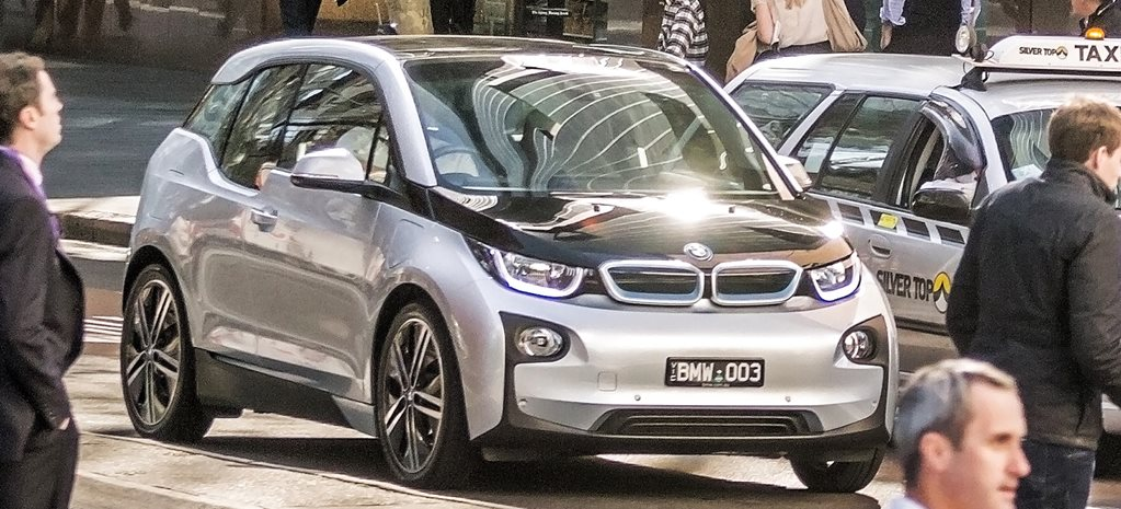 2015 BMW i3 REx long-term car review, part 1