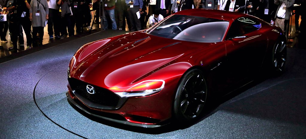 Tokyo Motor Show: Mazda RX Vision Concept Car Designer Talks About  Production Version