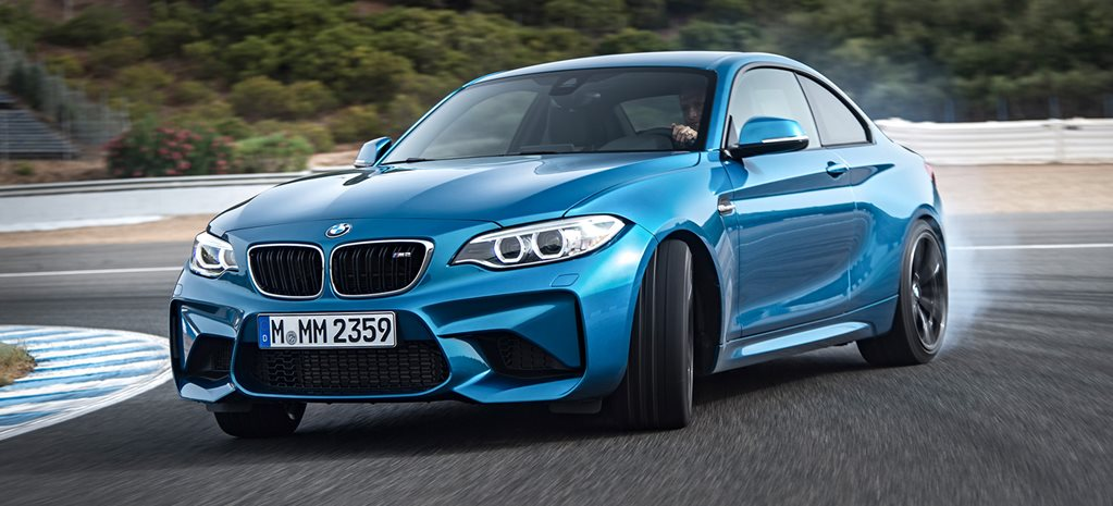 Watch the all new BMW M2