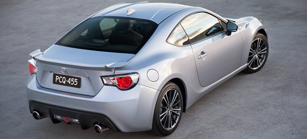 Hydrogen fuel cells too fat for Toyota 86