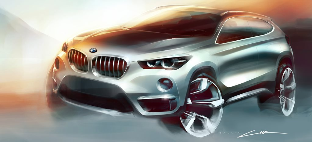 Meet the Australian designer shaping the BMW X1's future