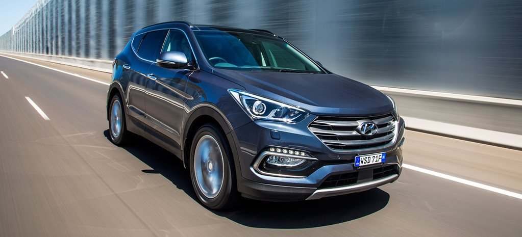 2015 Hyundai Santa Fe Series II review