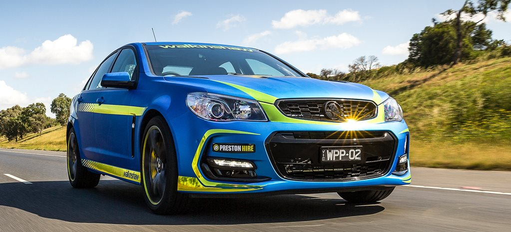 2015 Walkinshaw Performance Products W547 review