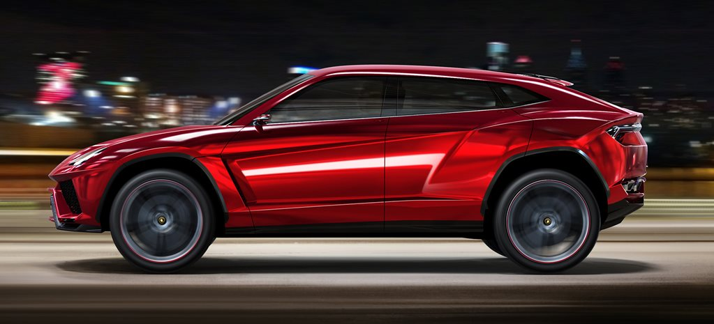 Diesel Hybrid Both In Race For Lamborghini Urus