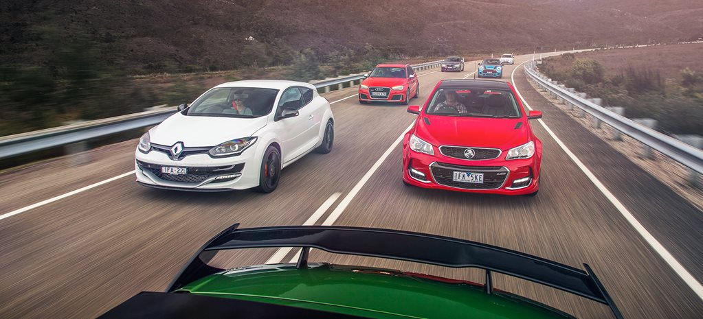 Isle of Right: Performance cars in Tasmania