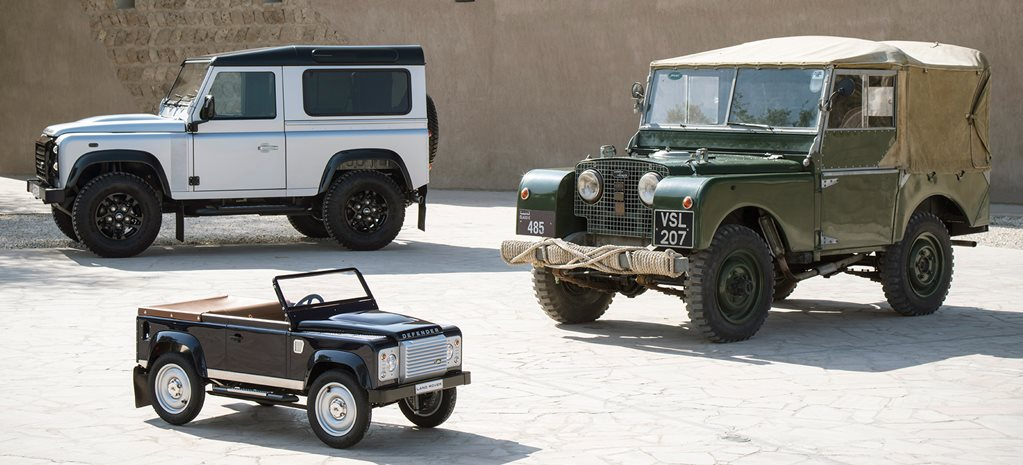 Defending the indefensible Land Rover Defender