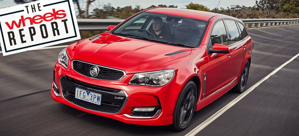 Holden - The Wheels Report 2015
