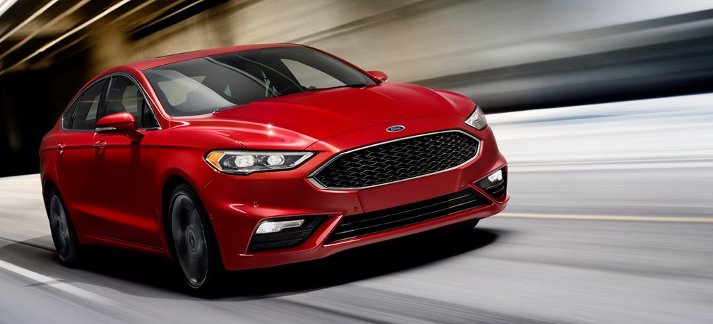 2016 Detroit Motor Show: Twin-turbo Ford Mondeo Sport revealed