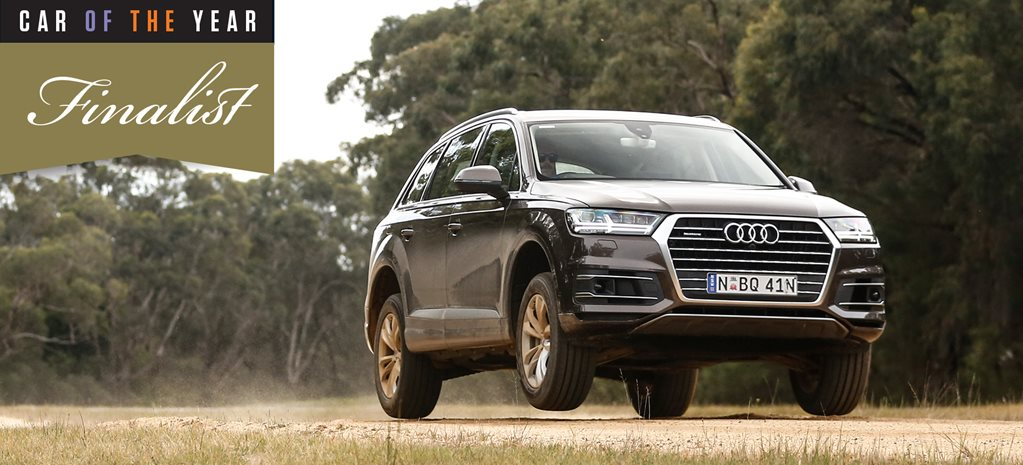 2016 Wheels Car of the Year finalist: Audi Q7