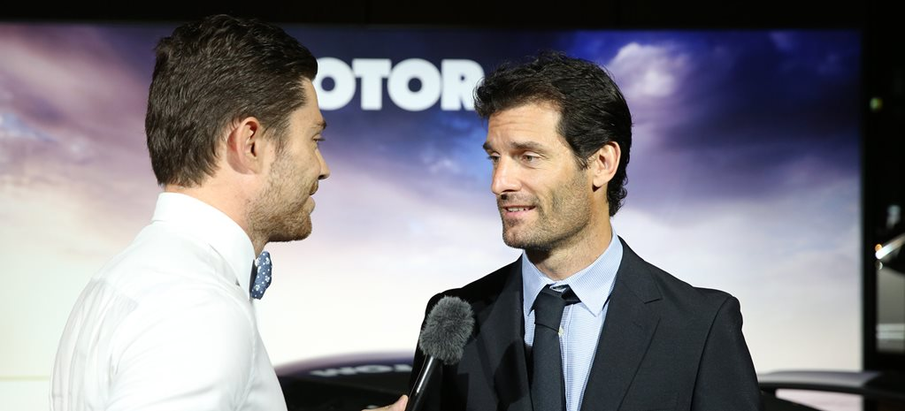Webber: Vettel the best, Maldonado out of his depth