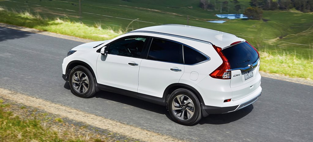 2016 Honda CR-V DTi-L review