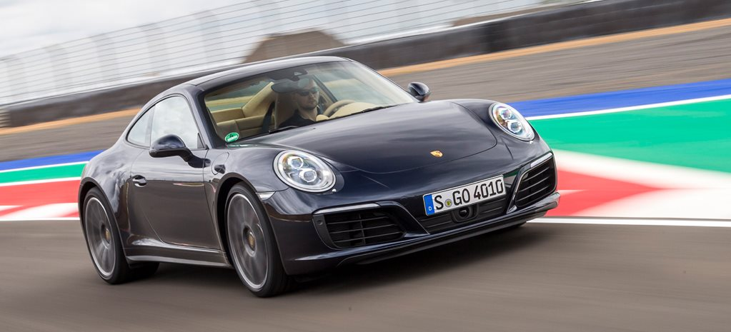 2016 Porsche 911 Carrera 4 review