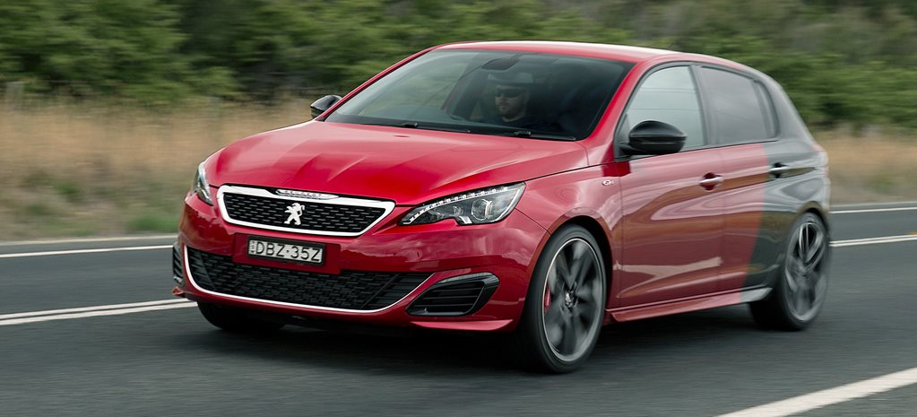 2016 Peugeot 308 GTi road review