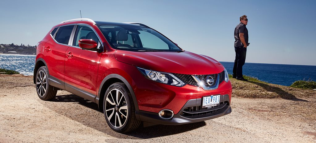 2015 Nissan Qashqai Ti long-term car review, part 1