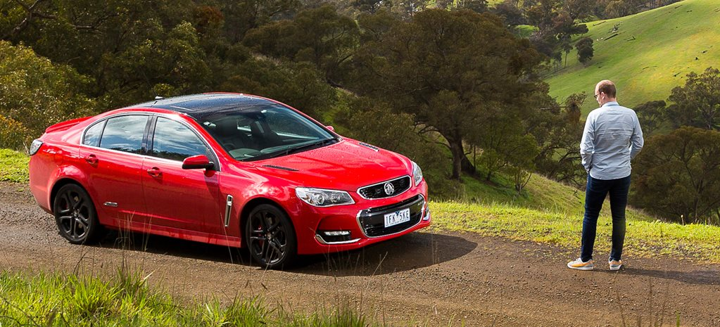 Holden Commodore launch at Lang Lang: A day to remember