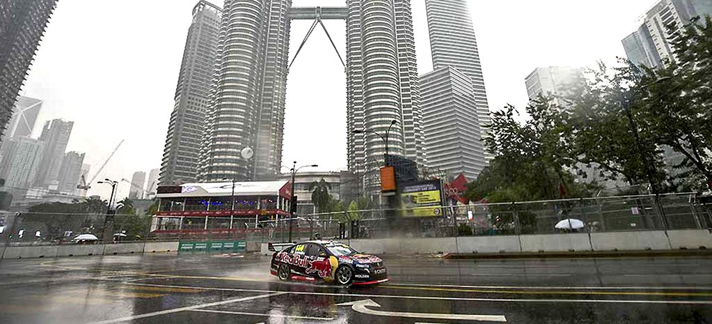 V8 Supercars in KL; F1 pre-season testing