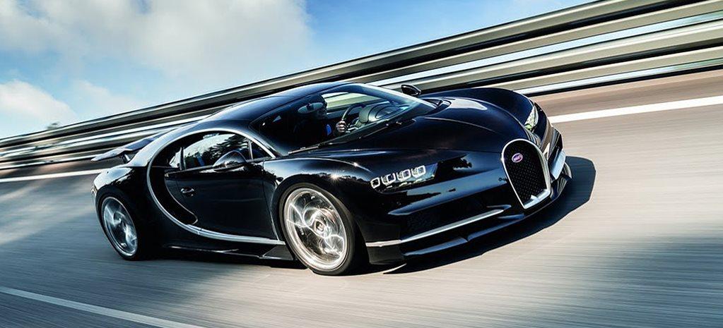 2016 geneva motor show: 2017 bugatti chiron revealed
