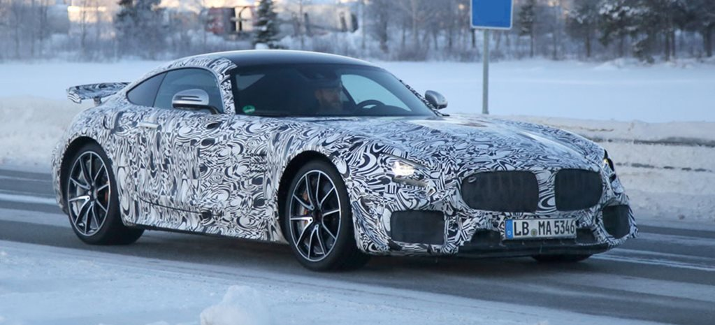 2016 Geneva Motor Show: AMG GT R confirmed, Black Series coming