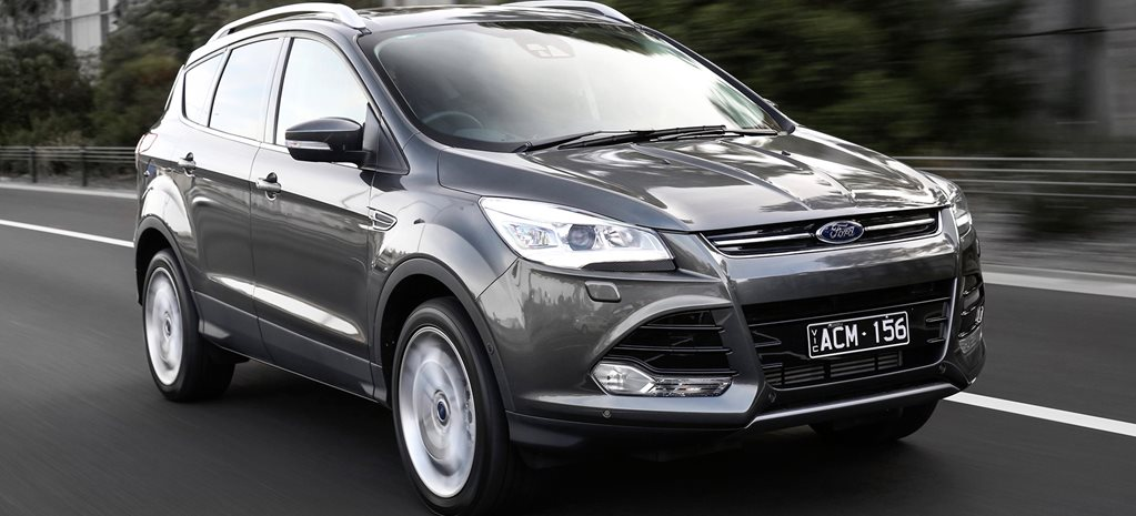 2016 Geneva Motor Show: Ford Kuga ST possible