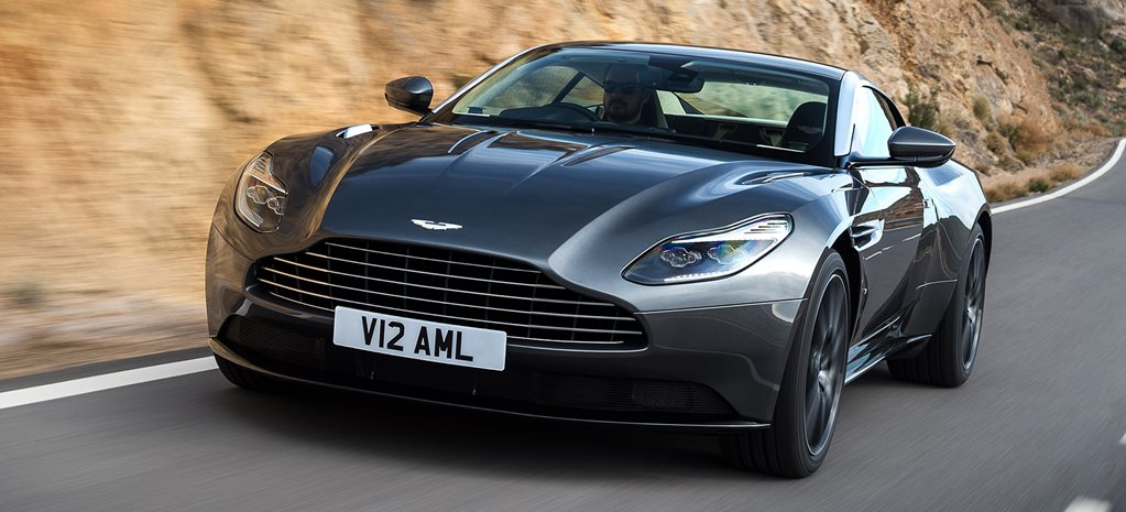 2016 Geneva Motor Show: Aston Martin's product plan revealed