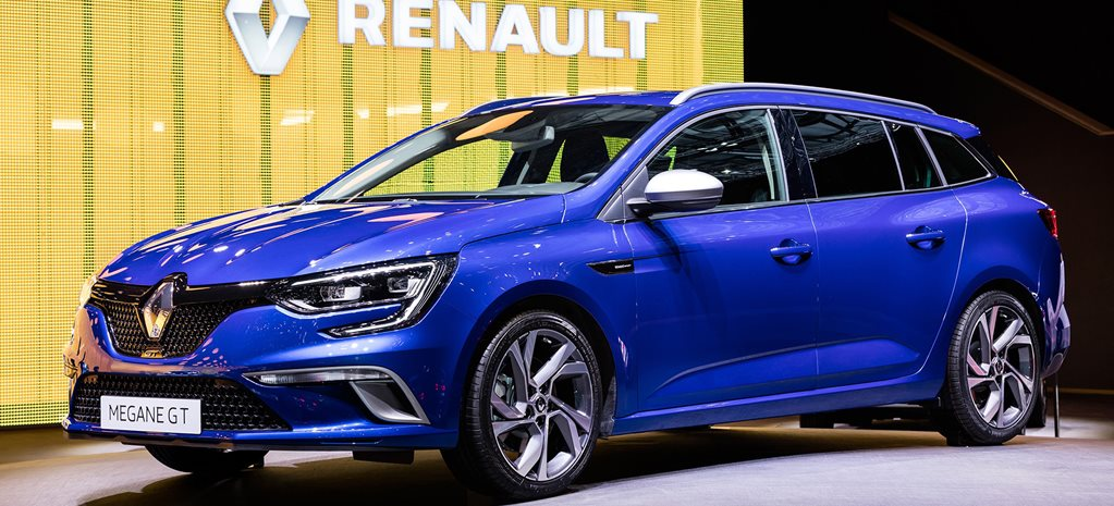 2016 Geneva Motor Show: Renault Megane Estate revealed