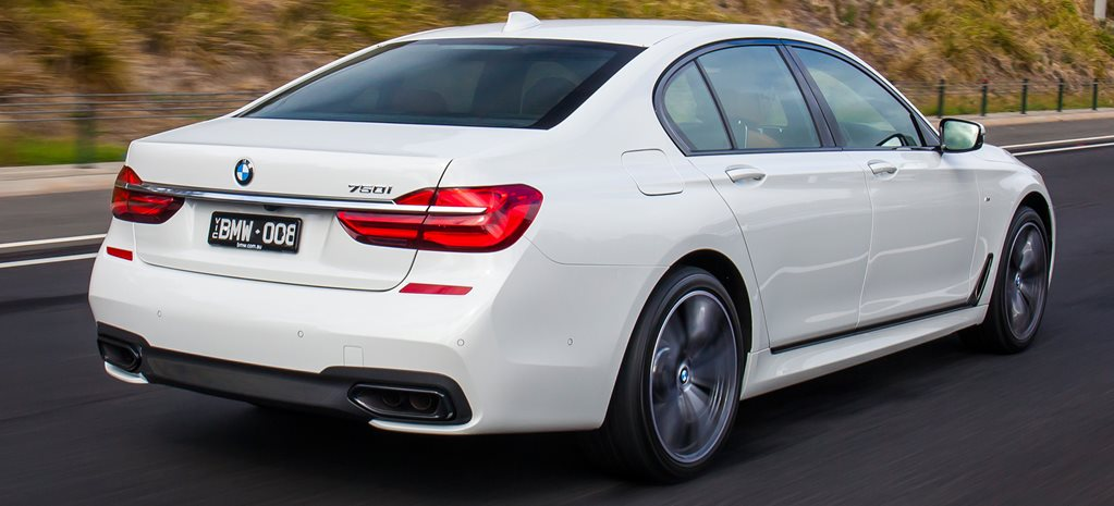 2016 BMW 750i Review