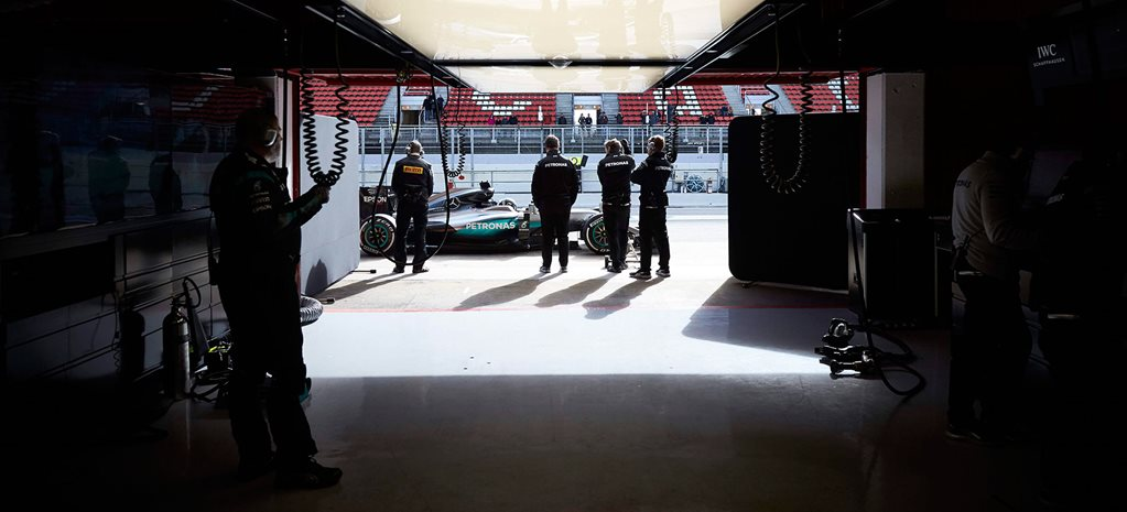 2016 Australian Grand Prix: Can anyone beat Mercedes?