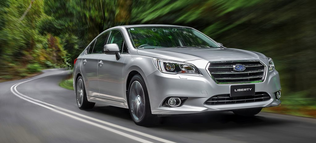 2016 Subaru Liberty review