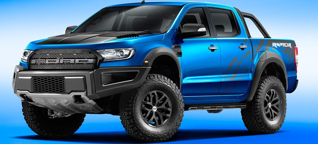 Ford Ranger Raptor, HSV Colorado, Toyota Hilux TRD and Mercedes-AMG ute revealed