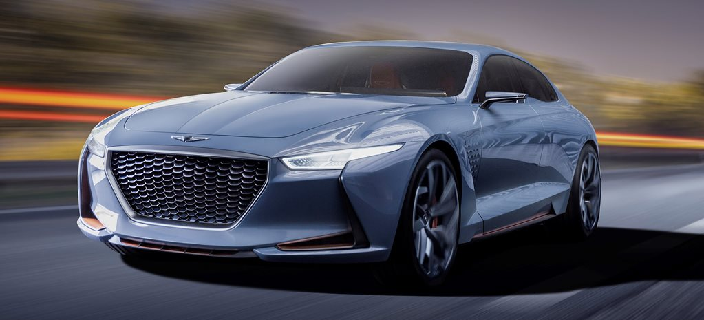2016 New York Motor Show: Genesis New York Concept revealed