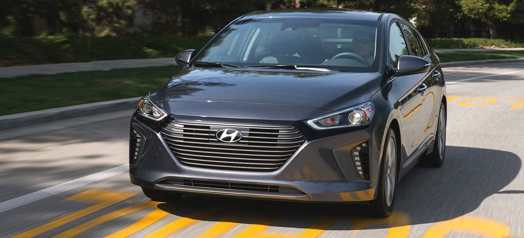 2016 New York Motor Show: 2017 Hyundai Ioniq points to next i30