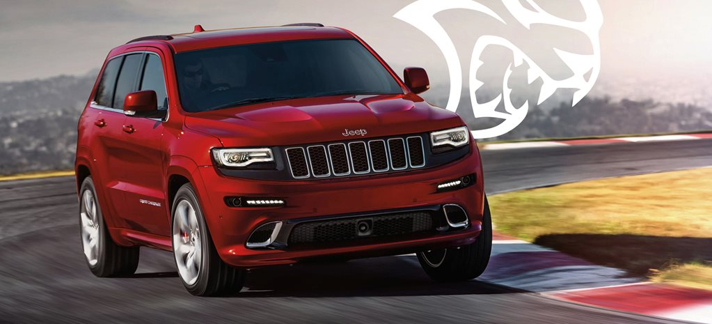 2016 New York Motor Show: Jeep Hellcat is go for 2017