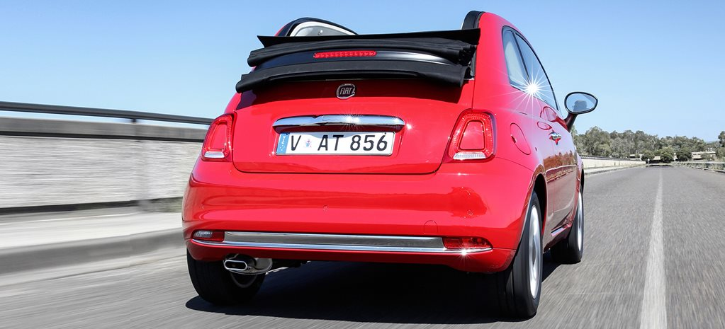 2016 Fiat 500C review