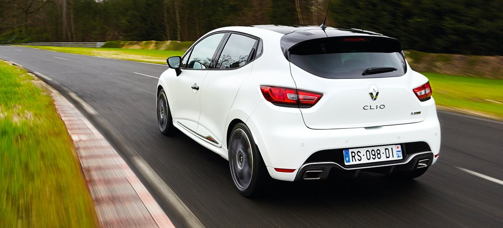 2016 Renault Clio RS 220 Trophy review