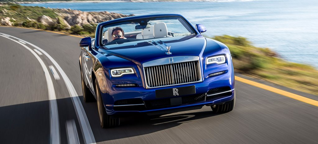 2016 Rolls-Royce Dawn convertible review