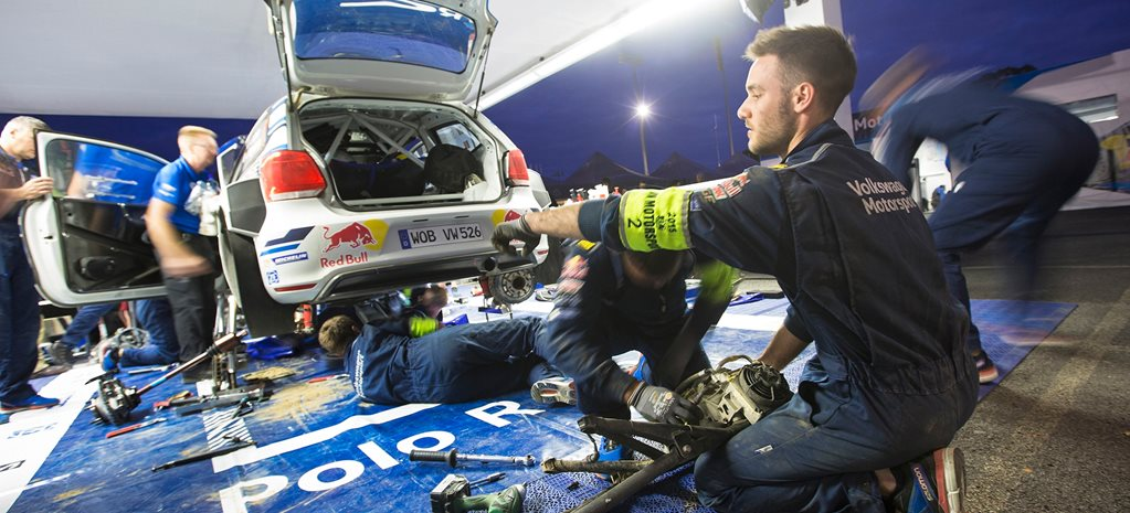 Sebastien Ogier's Aussie mechanic moves to V8 Supercars