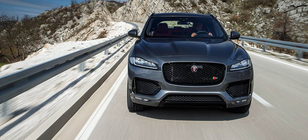 2016 Jaguar F-Pace review