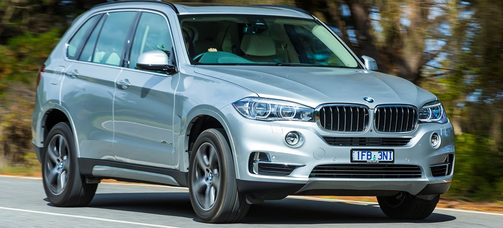 2016 BMW X5 xDrive40e review