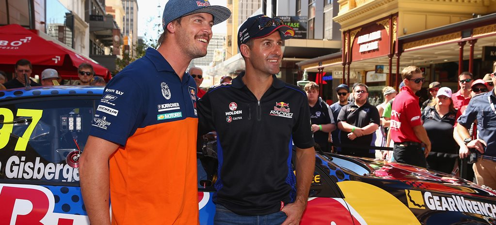 Dakar winner Toby Price looks ahead to V8 Supercars