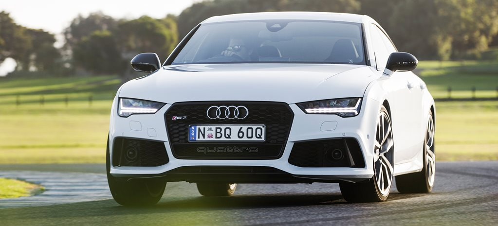 2016 Audi RS7 Sportback Performance review