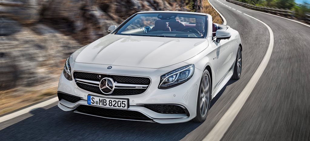 2016 Mercedes-Benz S500 Cabriolet review